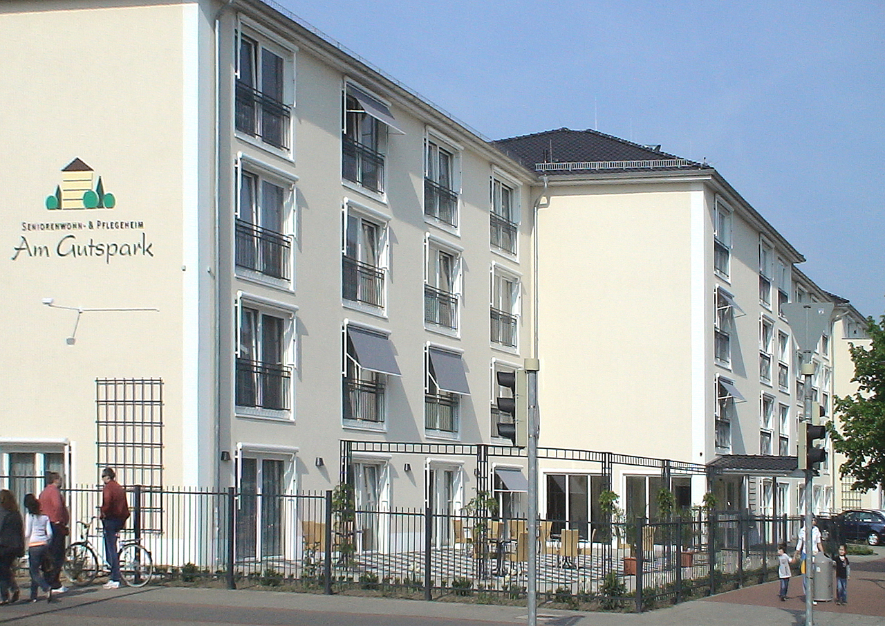 Seniorenpflegeheim Am Gutspark Hannover Bemerode