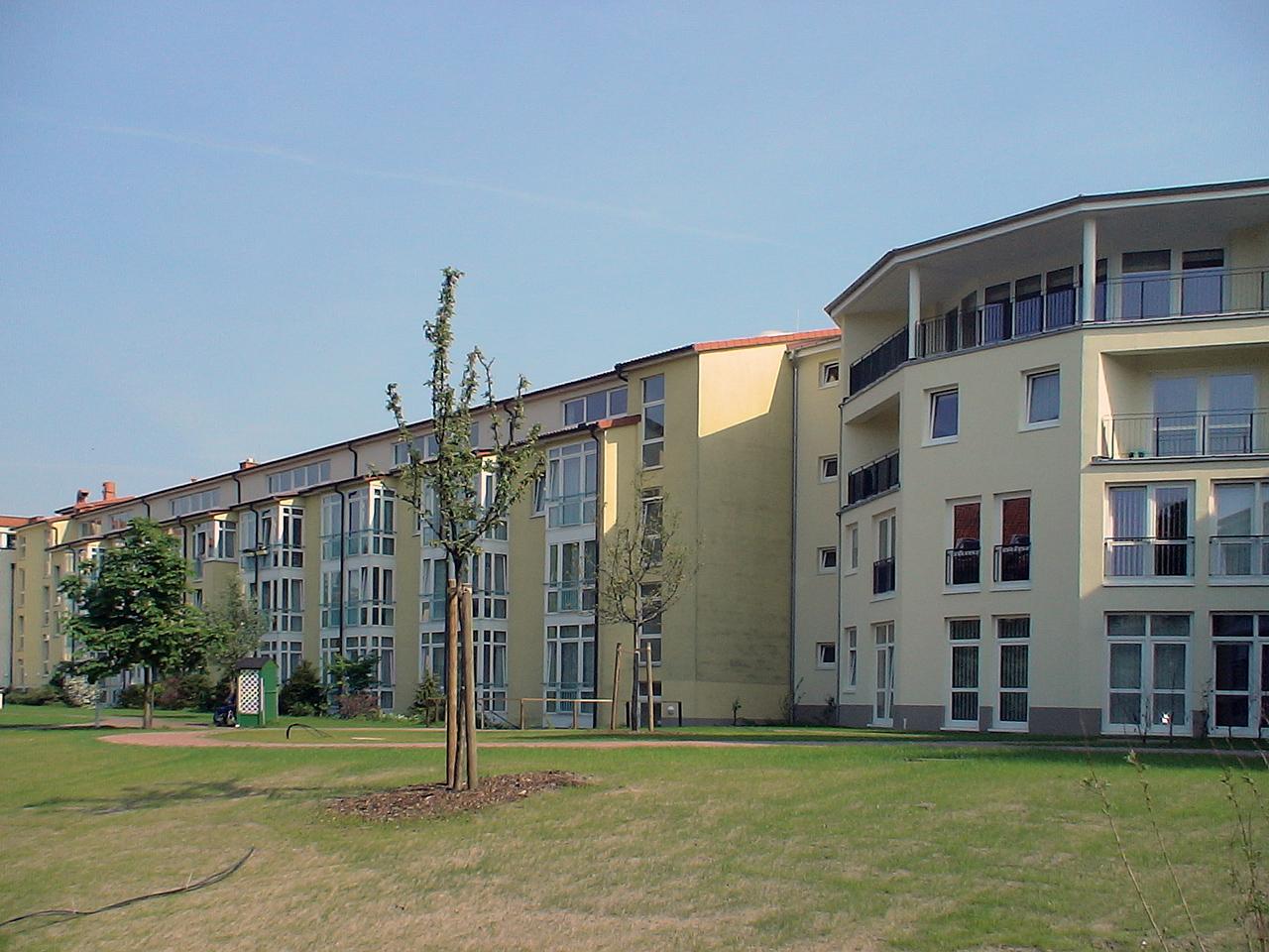 Seniorenwohnheim Ricklingen